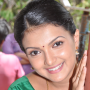 Saranya Mohan in Half Saree Photo Gallery
