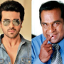 Ram Charan as Cherry; Brahmi as Jilebi