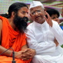 Baba Ramdev gives booster shot to Team Anna's campaign