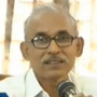 CPM leader B V Raghavulu press meet