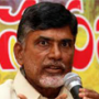 Chandrababu fire on congress govt for its Water Policy