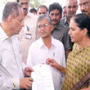 Governor tours villages in Nalgonda district