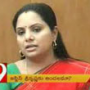 Kavitha protest against installation of statues at Tank band