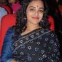 Nithya Menon at Okkadine Audio Launch