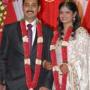 Uday Kiran & visheeta Reception Photos