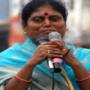 YS Vijayama Speech at Kukatpally