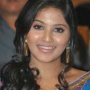 Anjali at SVSC Audio Launch