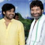 Pawan Kalyan,Trivikram and DSP in Spain