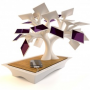 An Bonsai Tree To Charge Your Mobile