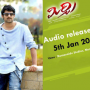 Mirchi Audio Release Poster