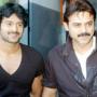 Prabhas Venkatesh's Multi-Star Movie Titled Suryudu Chandrudu
