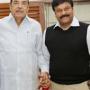 Chiranjeevi Meets RamaNaidu Photos