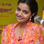 Colors Swathi at Radio Mirchi