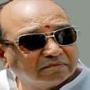 Shankar Rao admitted to hospital