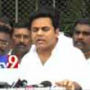 KTR slams T Congress MPs