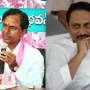 KCR and KKR in Medak shut down