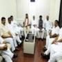 Telangana ministers delhi tour