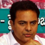 KTR live speech from telangana bhavan on CM Kiran comments