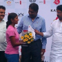 A cherishable Moment for Sathwika