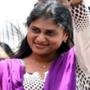 YS Sharmila conducts rachchabanda at Martedu in W.G Dist.