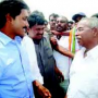 Jagan still angry with Viveka?