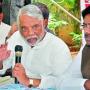 Telangana Congress counter to Seemandhra leaders