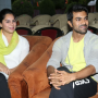 Charan,Upasana,Sania Mirza At 5K run Photos