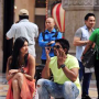 Allu Arjun Race Gurram  Working Stills