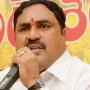 Harikrishna's opposition to T state his own opinion TDP's Errabelli