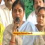 Vijayamma's speech in Jantar Mantar