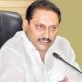 CM Kiran Press meet Live against Telangana