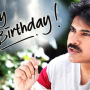 HAPPY BIRTHDAY PAWAN KALYAN