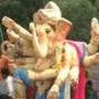 Various Vinayaka Idol Visuals Compilation at TankBund By