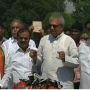 FOUR SEEMANDHRA CONGRESS MPS URGE SPEAKER TO ACCEPT RESIGNATIONS