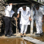 CM Tours Flood Hit Areas