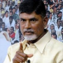 Chandrababu Naidu talks to Media