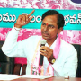 KCR Live Press Meet at Telangana Bhavan