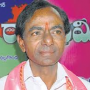 Is KCR giving signals not to merge with Congress ?