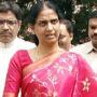 Geetha Reddy,Sabitha and Dharmana Meeting with CM Kiran