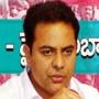 KTR Slams CM Kiran