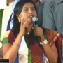 Roja press meet in YSRCP office