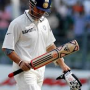 Sachin Tendulkar out for 74 in farewell Test