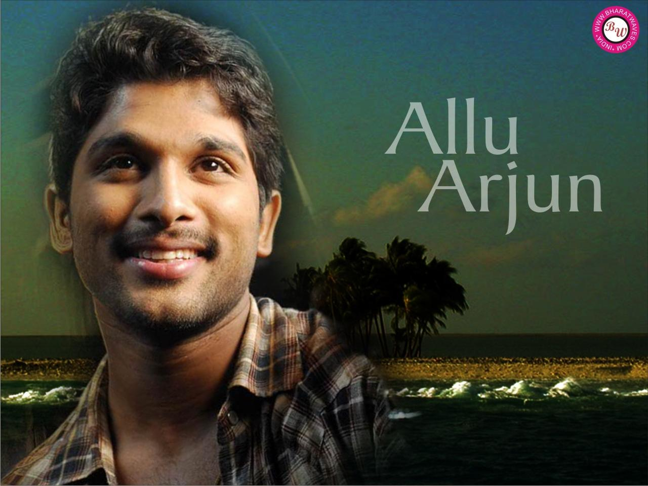 To download the Allu Arjun Photos just Right Click on the image and ...